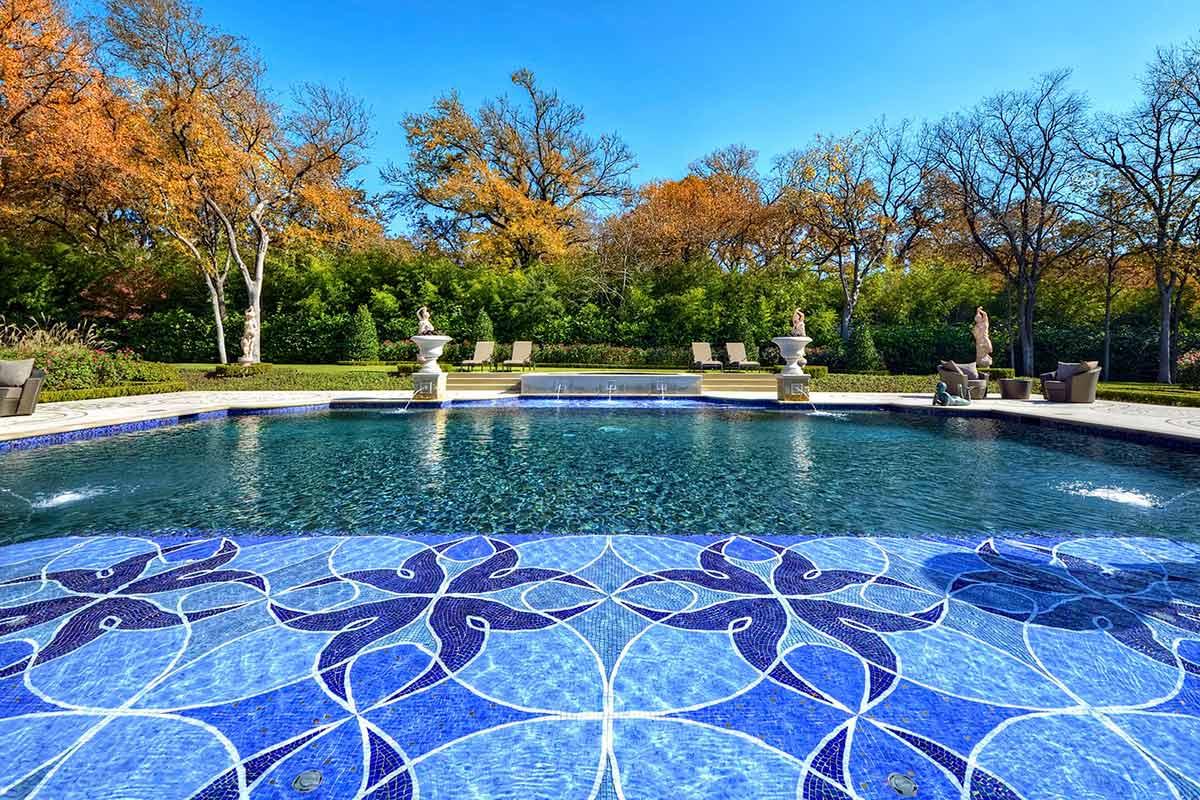 Mosaikfliesen von SICIS