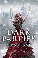 Dark Parties: Sara's first YA novel