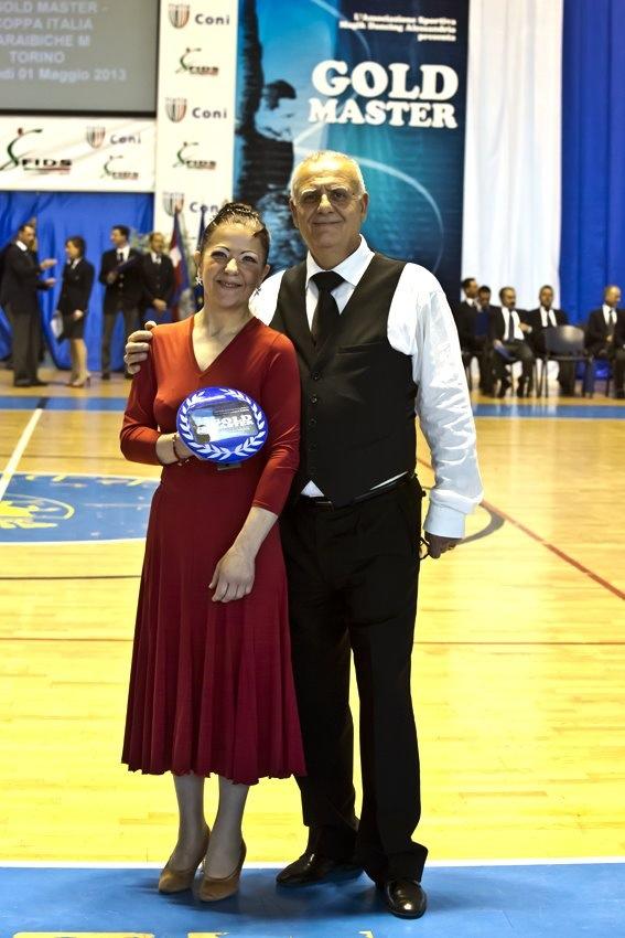 Michele Modola & Claudia Vallet