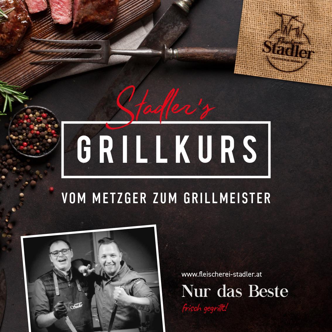 Stadler´s Grillworkshops