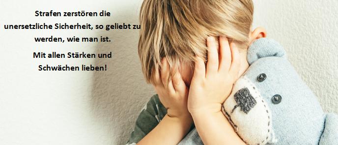Gewalt gegen Kinder: Jeder Klaps hat Folgen