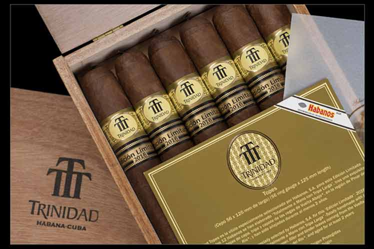 Trinidad, My Second Favorite Cuban Brand