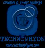 logo of the company  Technophyon