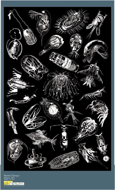 "Reinerio Tamayo - ""Planctons"""