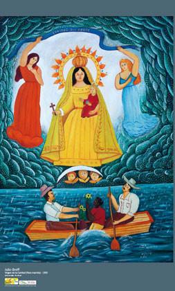"""Julio Breff - """"Virgen de la Caridad (Para mamita)"""""""