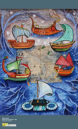 """Alicia Leal - """"Historia de la Navegación"""""""