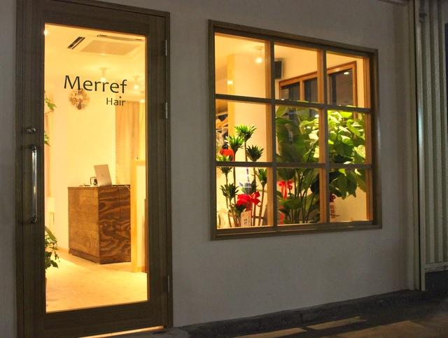 神奈川の理容室メリーフヘアー