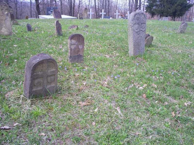 Groblje - stari dio