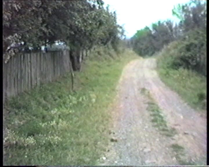 cesta kroz Kićinu kosu nekada (1989)