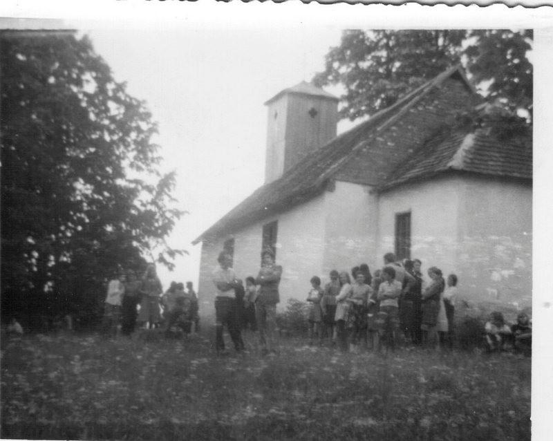 Stara kapela - prije rata