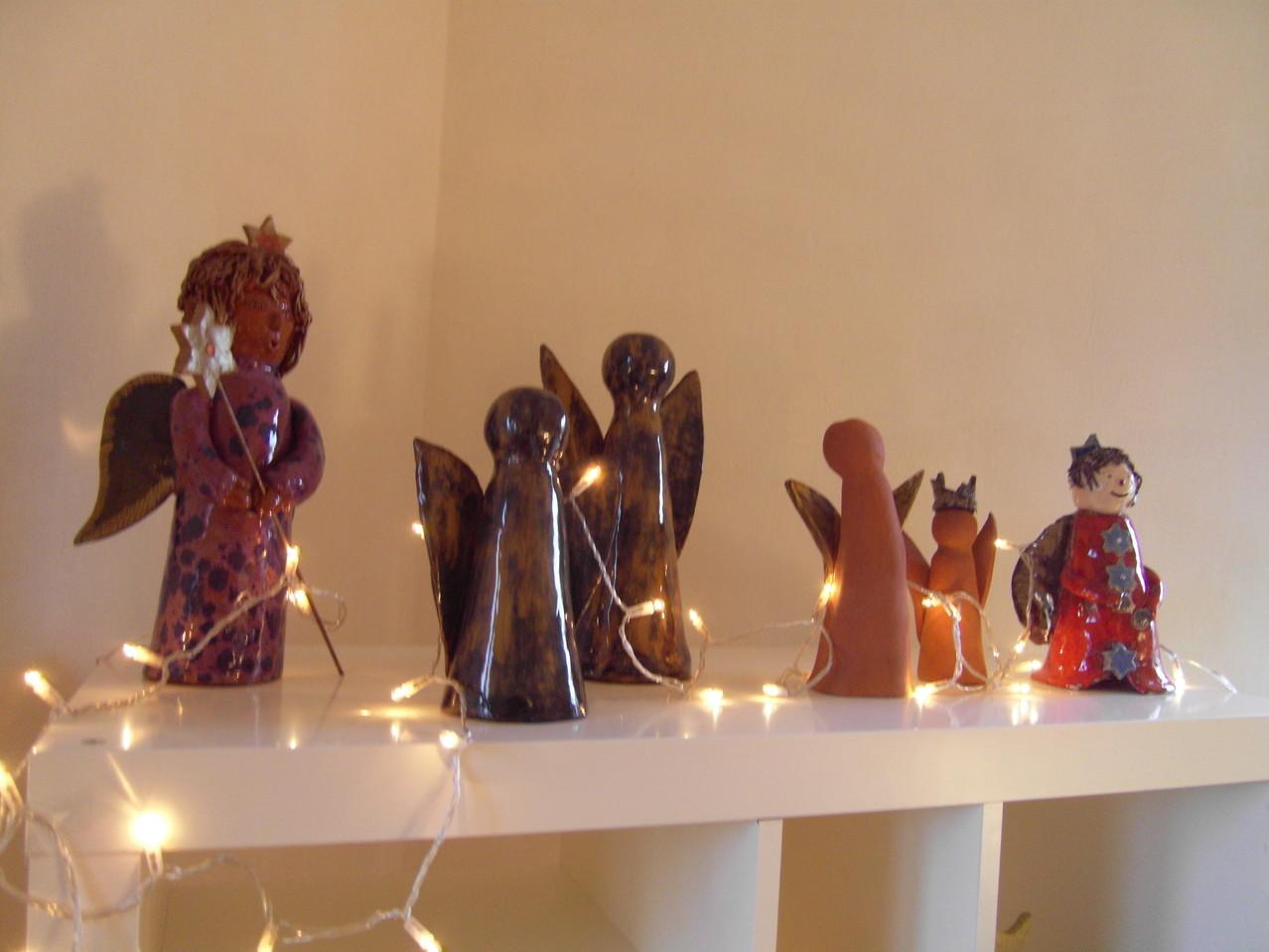 weihnachtliche keramik 1001grad gartenkeramik webseite. Black Bedroom Furniture Sets. Home Design Ideas