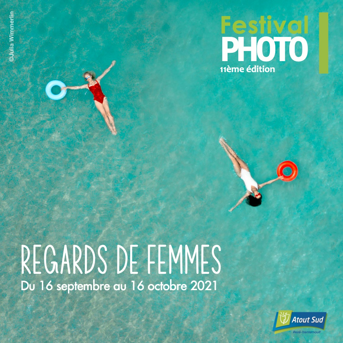 16 SEPTEMBRE-16 OCTOBRE 2021 : Invitée  Festival  ATOUT SUD - Nantes
