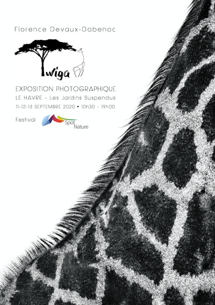 SEPTEMBRE 2020 : Festival SPOT-NATURE - Invitée d'honneur