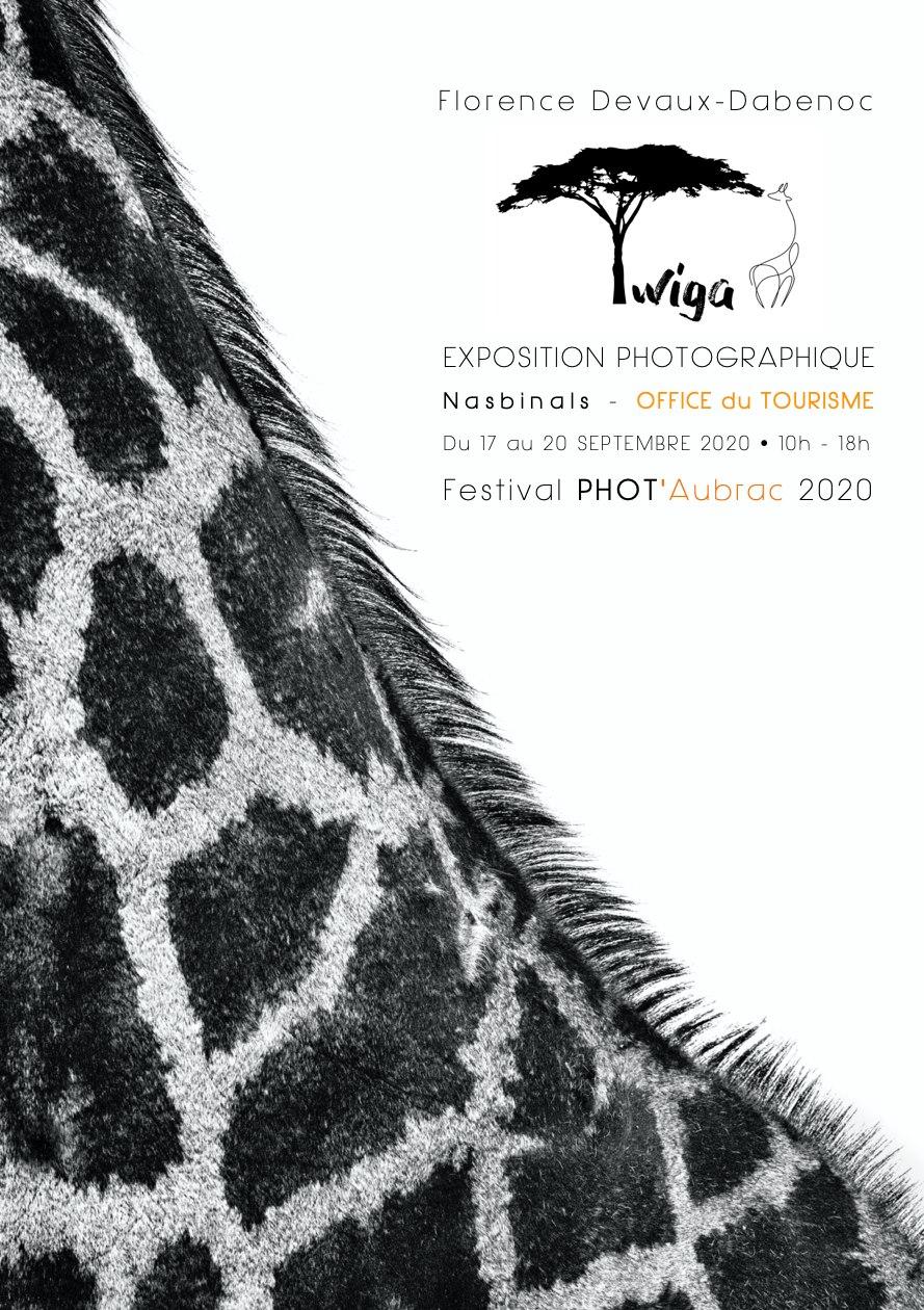 SEPTEMBRE 2020 : Festival Phot'AUBRAC - Invitée d'honneur