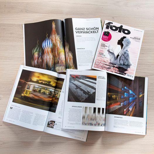 AVRIL 2021 - Publication - FOTO MAGAZIN (Allemagne)