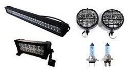 LED - FANALERIA UNIVERSALE  LAND ROVER DISCOVERY 1 200/300