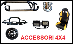 ACCESSORI 4X4 FORD MAVERICK 93/06