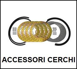 ACCESSORI CERCHI LAND ROVER DISCOVERY 1