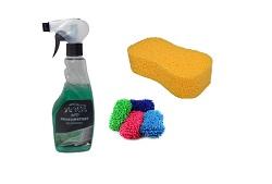 cura e pulizia auto