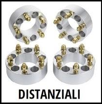 DISTANZIALI NISSAN NAVARA 05/14