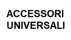 ACCESSORI UNIVERSALI   JEEP WILLYS - CJ 3 - CJ 5