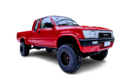 Sospensioni Toyota Hilux LN 110 (balestre posteriori)