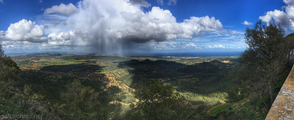 Blick vom San Salvador