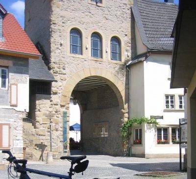 Meisenheim, Glan-Blies-Radweg, Naheland