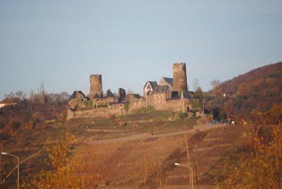 Burg Thurant an der Mosel (Alken)