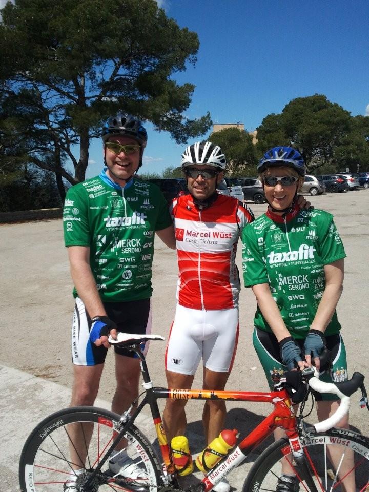 Geschafft! Sant Salvador, Mallorca 2012