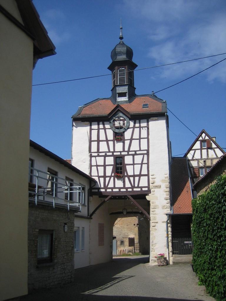 Uhrturm in Neu-Bamberg