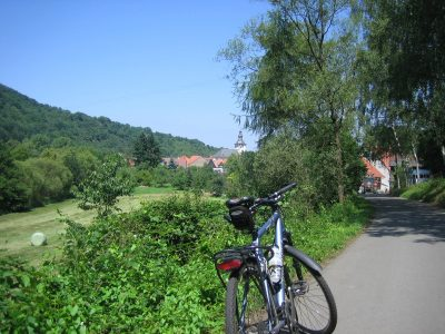 Odenbach, Glan-Blies-Radweg, Pfalz