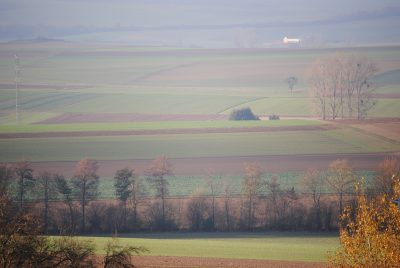 Blick von Münstermaifeld ins Maifeld
