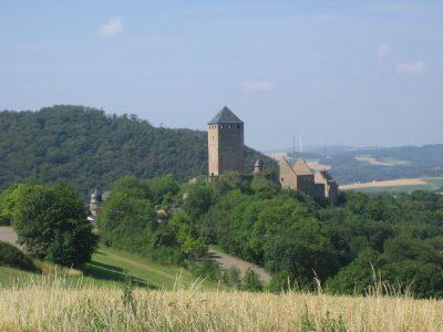 Burg Lichtenberg, Thallichtenberg, Pfalz