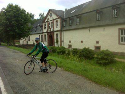 Schloss Ahrenthal bei Sinzig