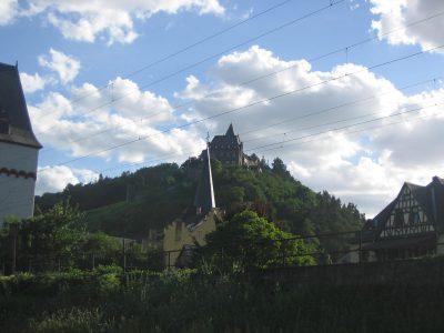 Burg Stahleck in Bacharach, Romantischer Rhein