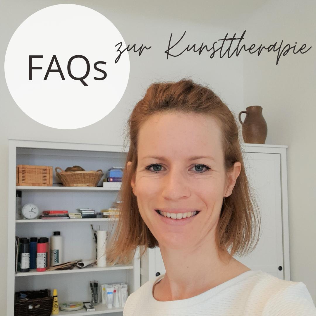 FAQs zur Kunsttherapie