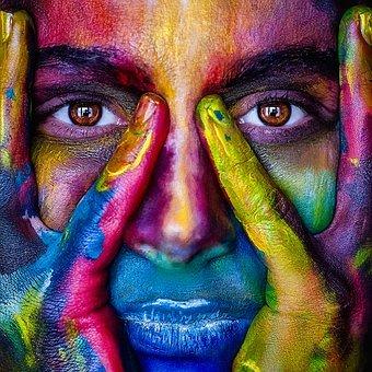 Intuition statt Perfektion - befreie deine Kreativität und gestalte spontan und authentisch