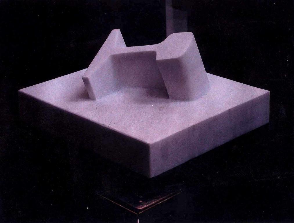 Flüchtigkeiten - Laaser  Marmor - 2003