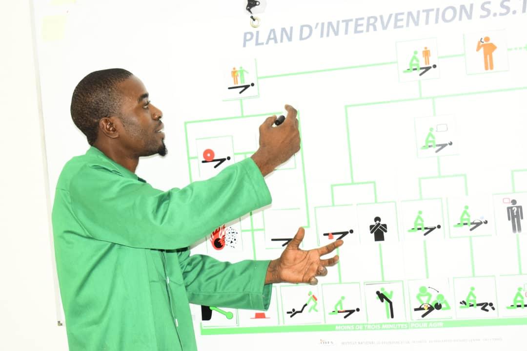 Gabon : La Formation Sauveteur Secouriste du Travail