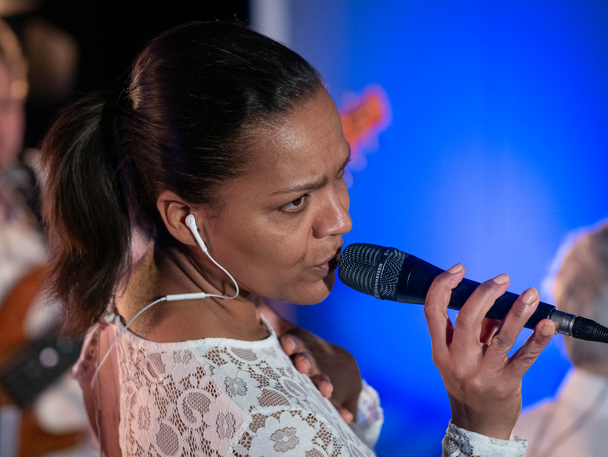 Felicia Touré live