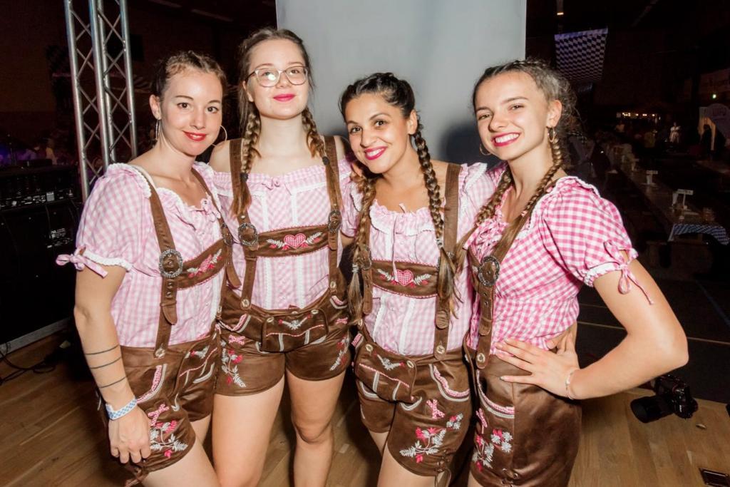 Oktoberfest - Löhrenackerhalle Aesch