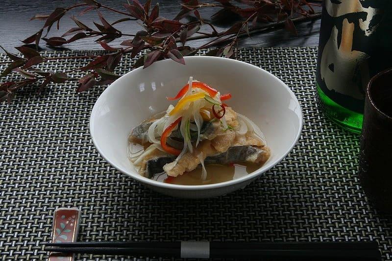 さごし(鰆若魚)南蛮漬け