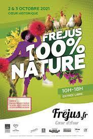 Fréjus 100 % Nature 2 et 3 Octobre 2021