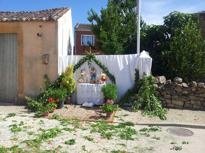 Altar Junio 2014