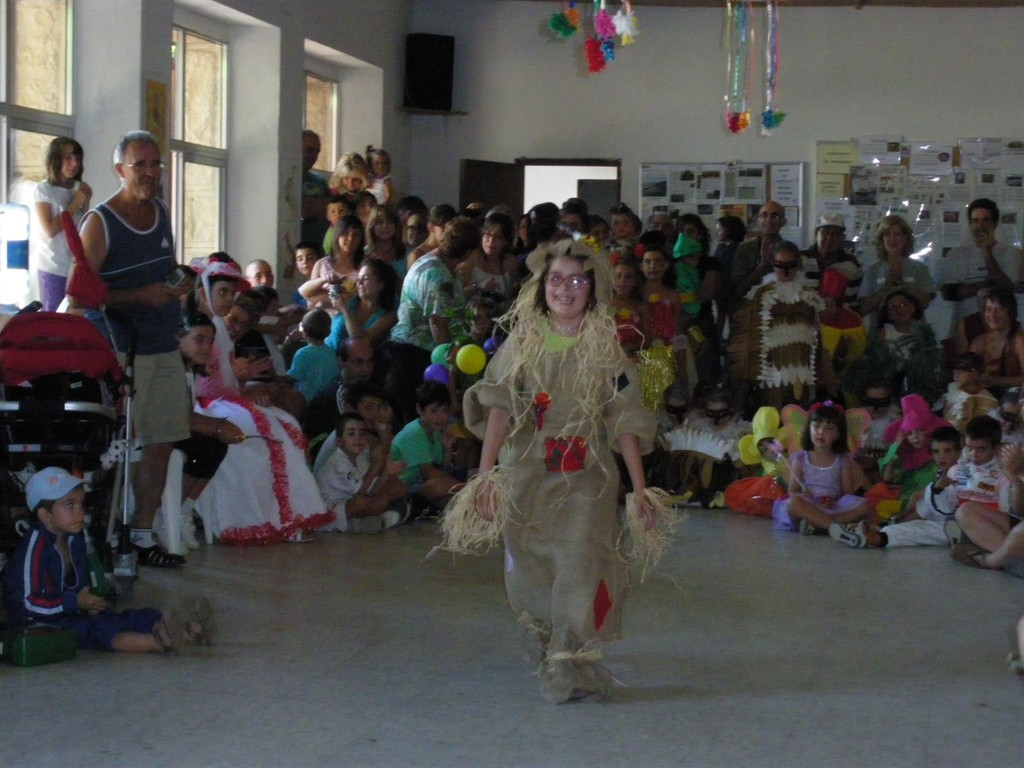 Semana Cultural 2010 Fiesta disfraces