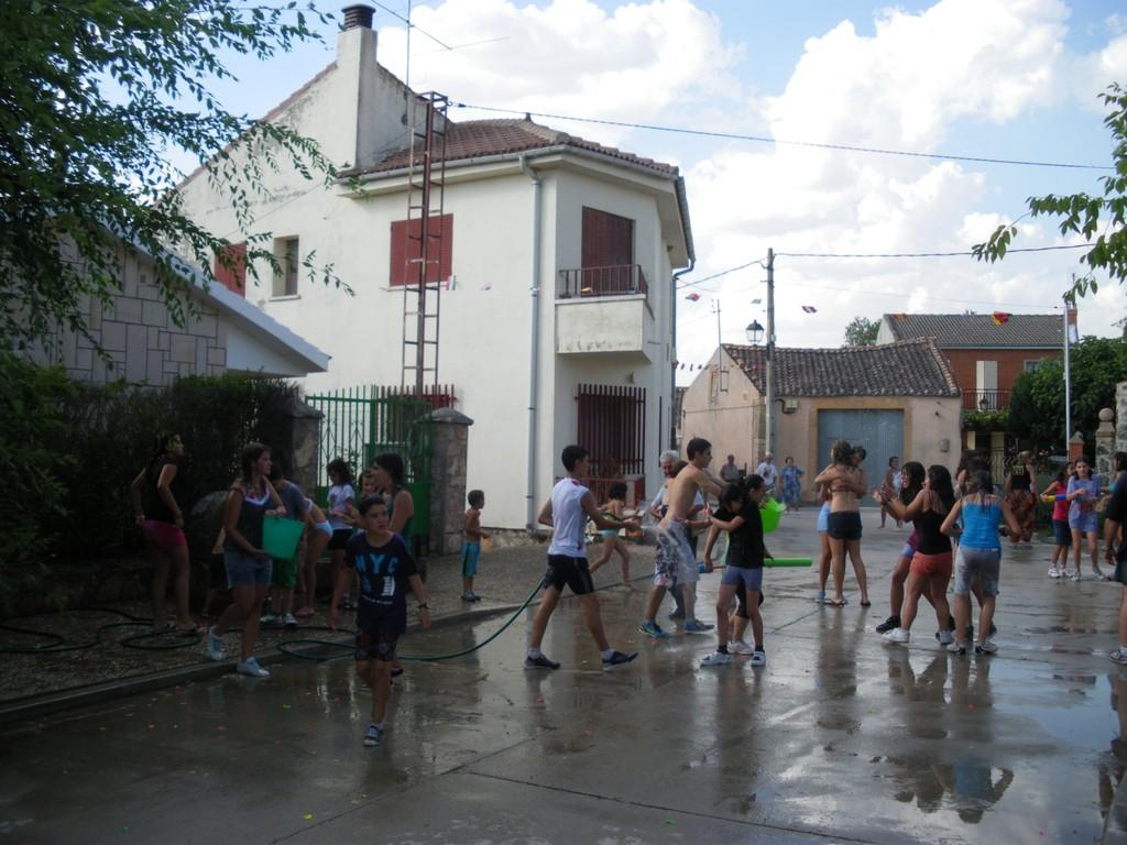 Guerra de Globos 2011