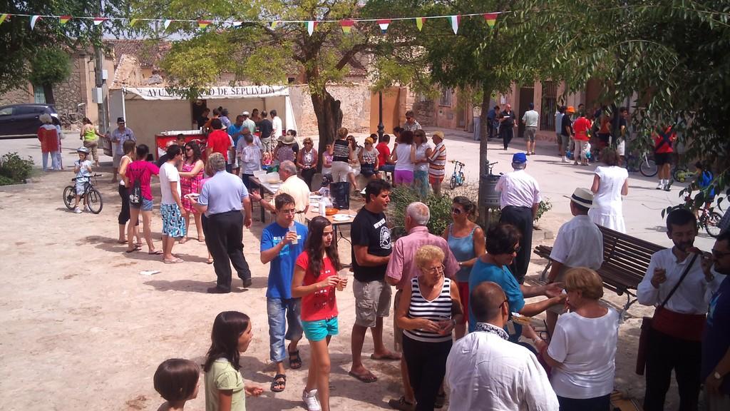 Concurso tortilla 2012