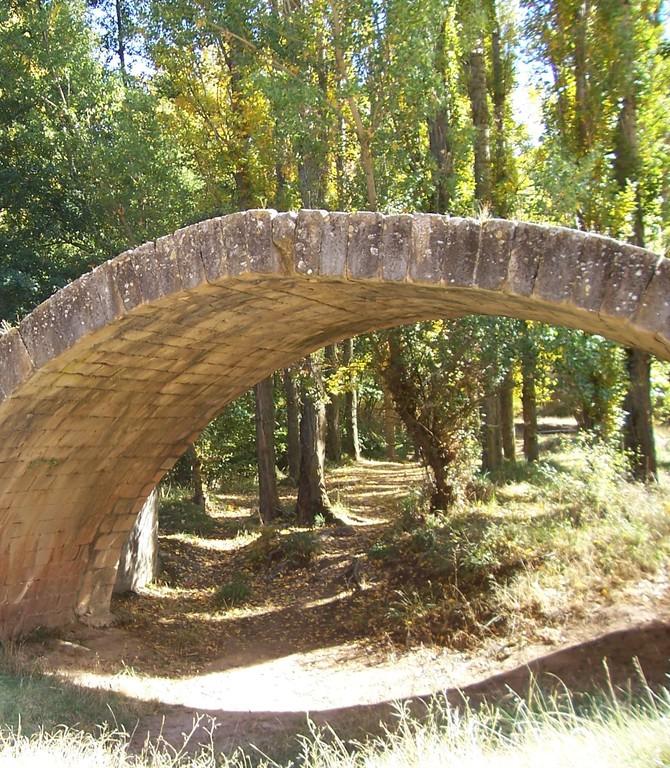 Puente romano Talcano 2005