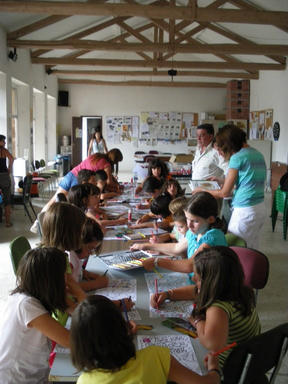 Semana Cultural 2010 Talleres